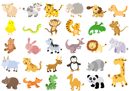 Vocabulaire les animaux en fran ais d butant for As tu un animal a la maison